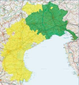 mappa switch-off friuli venezia giulia