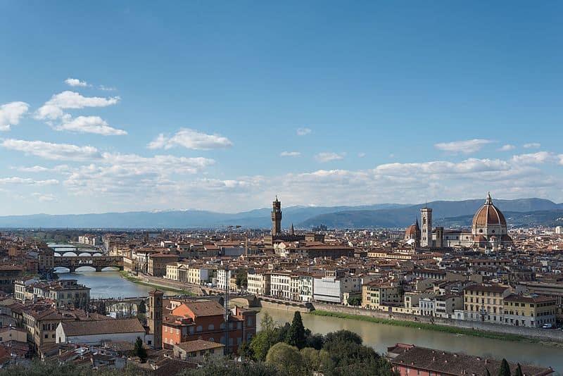 Firenze lista frequenze canali tv digitale terrestre