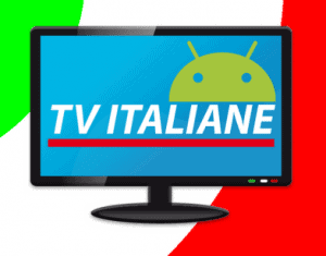 tv italiane android