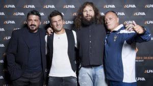 canale alpha 59 Gennaro Gattuso Martin Castrogiovanni