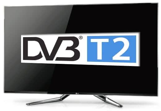 dvb-t2 digitale terrestre