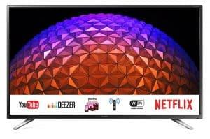 TV sharp 32 pronto per il DVB-T2 e per il nuovo switch off del 2020