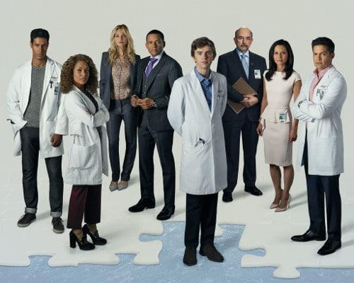 migliori serie tv digitale terrestre the good doctor