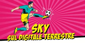 Come vedere la Serie A 2018-19 sul digitale terrestre?