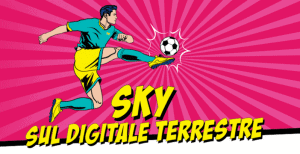 sky digitale terrestre serie a