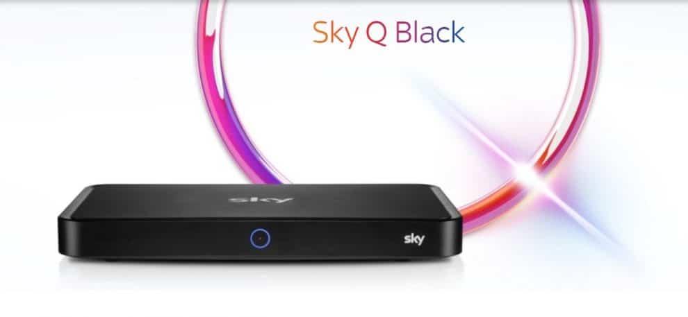 Sky Q Black