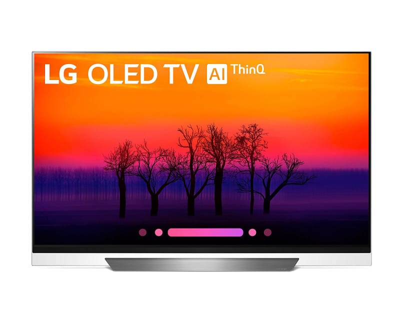 tv LG OLED AI ThinQ 55E8