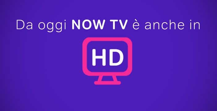 Sky Now TV Sport in HD: come funziona e quanto costa
