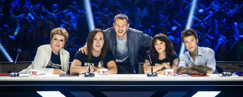 X Factor 2018 giudici cast
