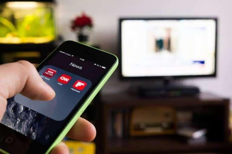 come collegare iphone alla tv