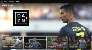 Quali partite trasmette DAZN della Serie A?