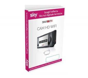 Come vedere Sky sul digitale terrestre con I CAM HD?