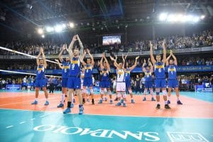 volley mondiali 2018 italia in tv streaming