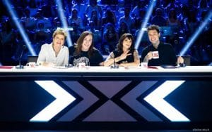 x factor 2018 in streaming