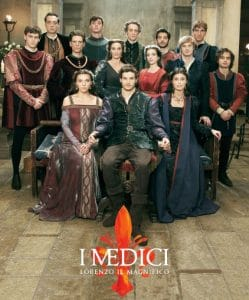 I Medici 2 iin tv e streaming Lorenzo il Magnifico