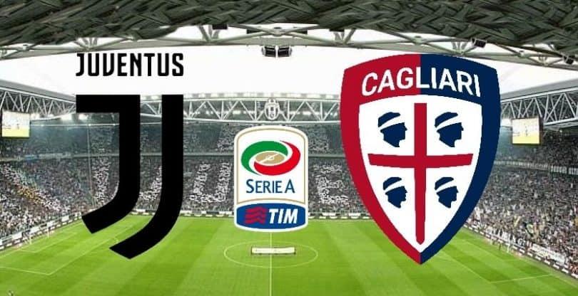 Juventus Cagliari dove vederla
