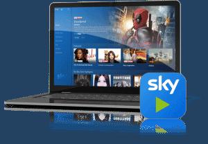Come vedere Sky Go sulla TV?