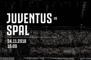 Juventus Spal in tv e in streaming