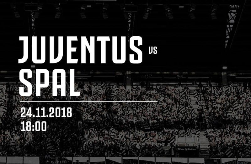 Juventus Spal in tv e in streaming