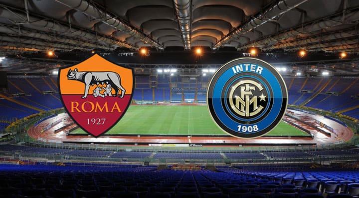 Roma Inter in streaming in tv