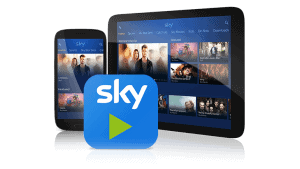 sky go su tv philips