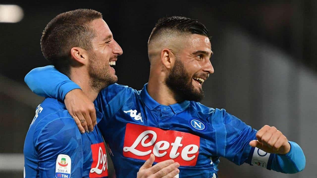 come vedere Genoa Napoli in streaming