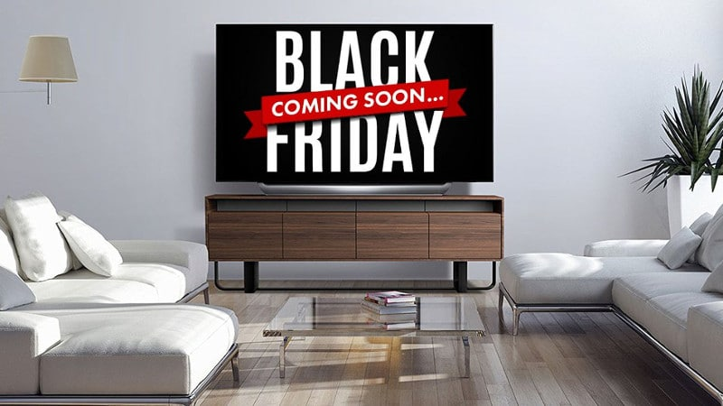 migliori tv oled Black Friday 2018
