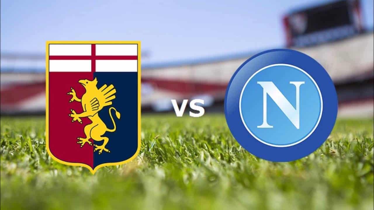 Genoa Genoa Napoli come vederla in streaming e in TV