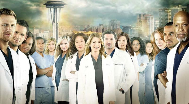 Grey's Anatomy Channel dove vedere in tv e in streaming