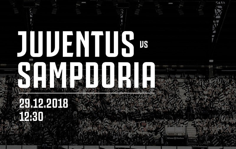 Juventus Sampdoria in tv e in streaming su Sky
