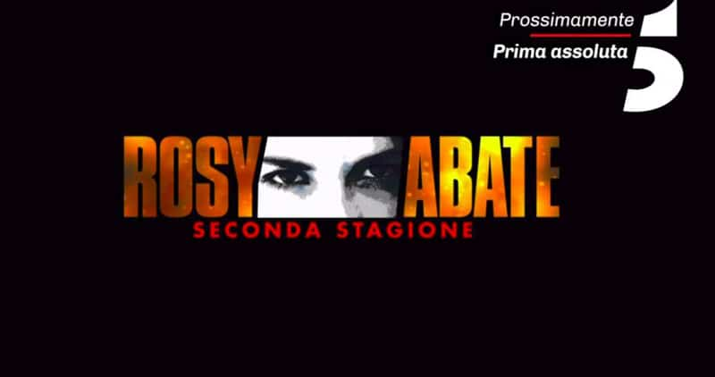 Palinsesti Rai Mediaset 2019 programmi tv Rosy Abate 2