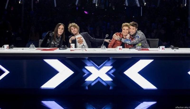 Finale X Factor con i 4 giudici