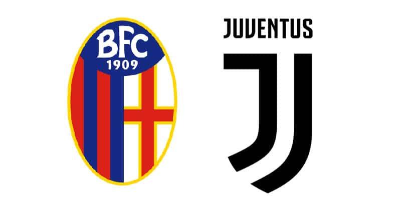 Bologna Juventus in tv e in streaming