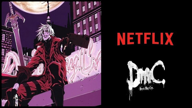 Netflix serie TV streaming febbraio Devil May Cry