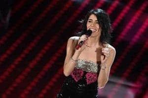 Ospiti Sanremo 2019 Giorgia con Pop Heart