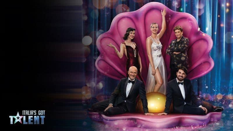 Italia's Got Talent 2019 streaming cast