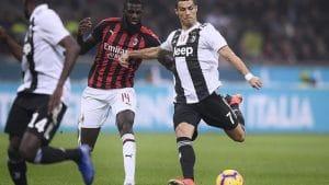 Juventus Milan streaming