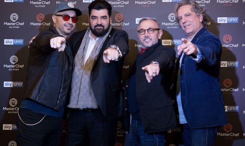 MasterChef Italia 2019 streaming cast