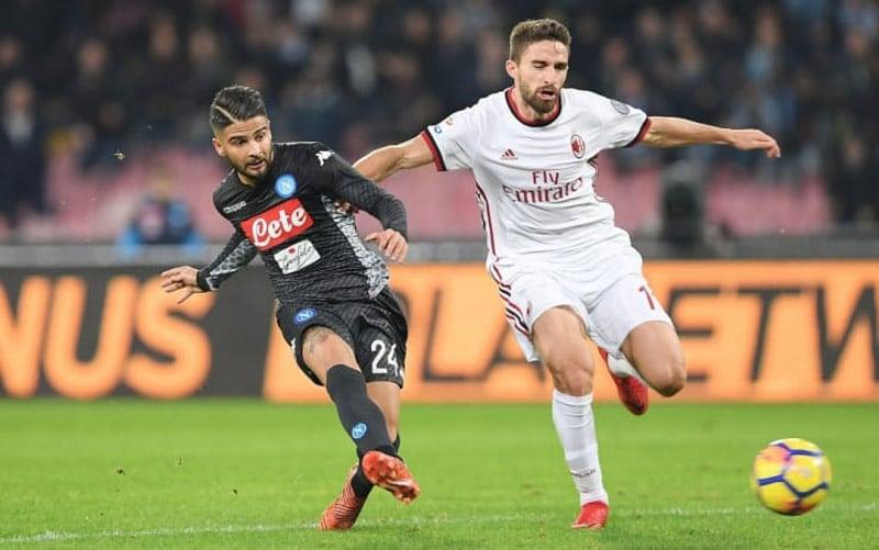 Milan Napoli tv