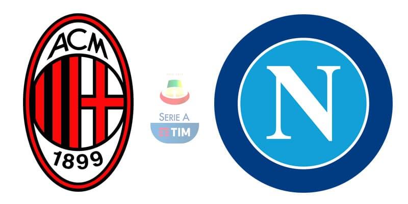 Milan Napoli in streaming