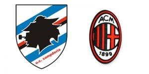 Sampdoria Milan dove vederla in tv e in streaming