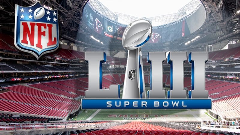 Super Bowl 2019 in streaming DAZN
