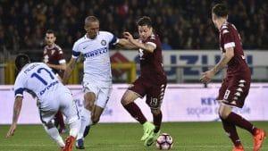 Torino Inter in tv