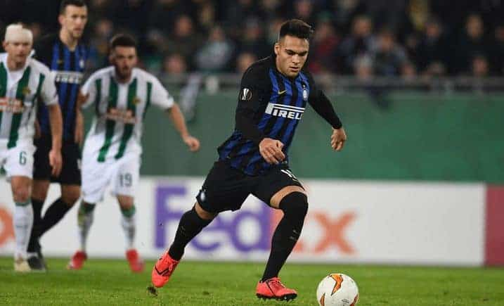 Come vedere Inter Rapid Vienna in streaming