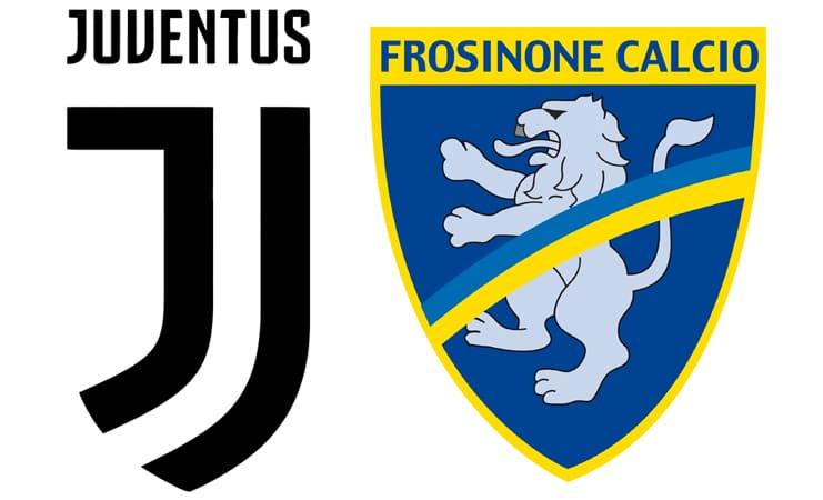come vedere Juventus Frosinone in tv e in streaming