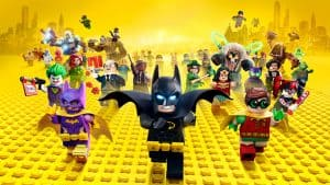 Lego Batman Il Film in TV Italia1 23 febbraio