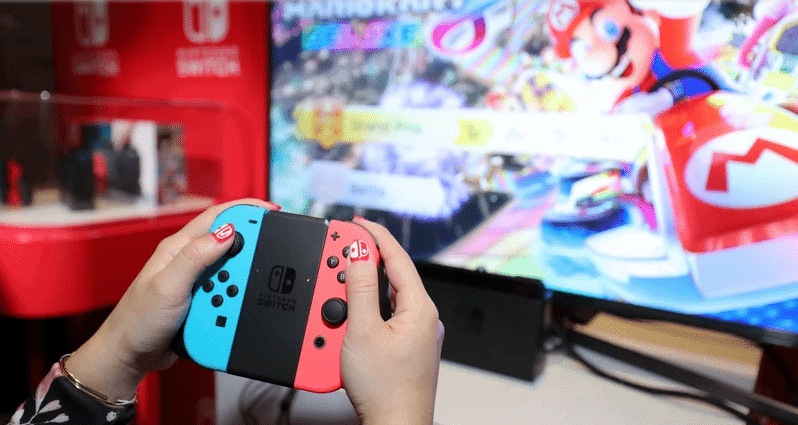 Come collegare Nintendo Switch alla TV come funziona