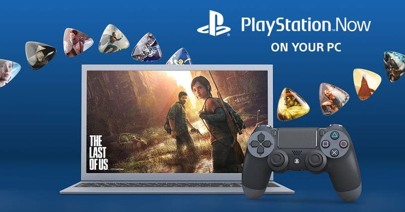 PlayStation Now streaming
