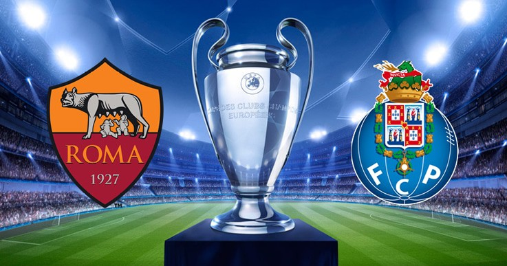 Come vedere Roma Porto in streaming