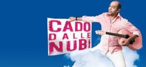 Stasera in TV Cado dalle Nubi Canale 5 25 febbraio